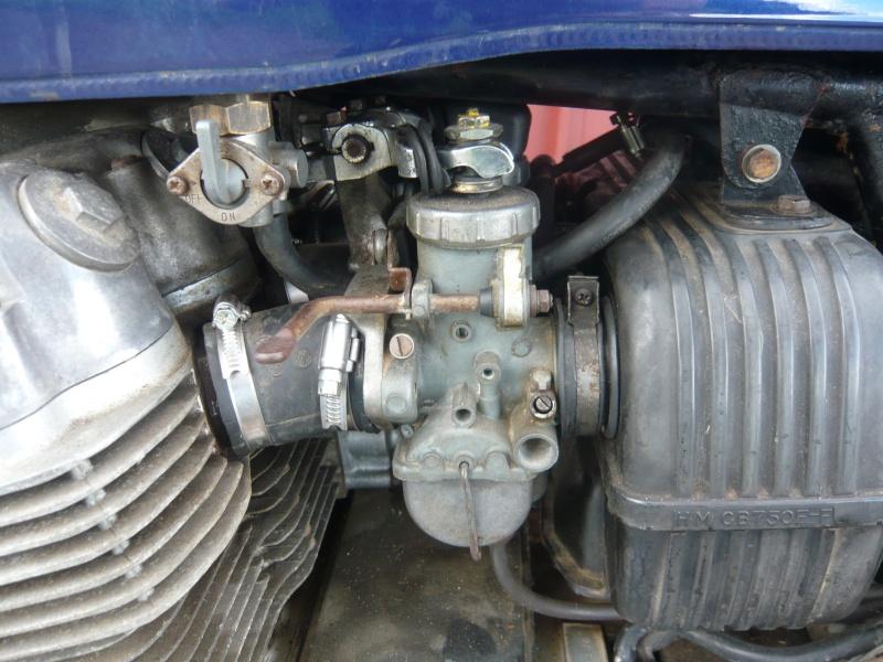 """Honda 750Four """"CR"""" P1050310"""