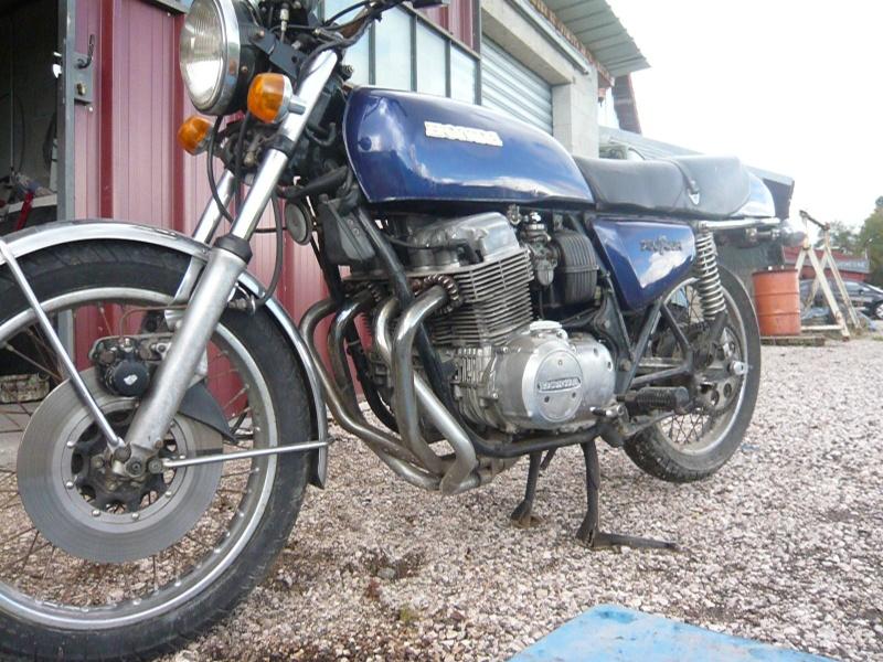 """Honda 750Four """"CR"""" P1050313"""