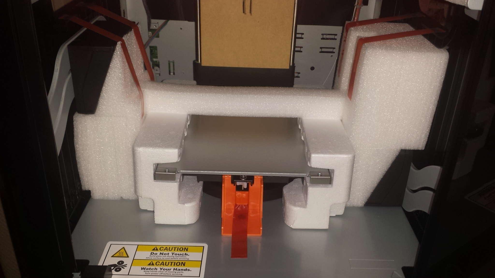 Imprimante 3D XYZ da vinci 1.0 pro 3 en 1 de Soyann 20161230