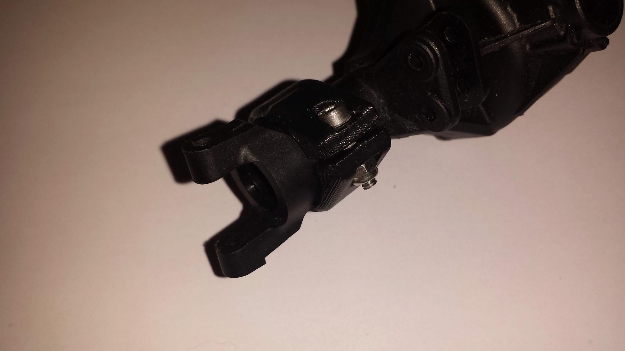[Axial Wraith AR60] Bague de serrage T3D, extrémité de pont AV et AR 20161246