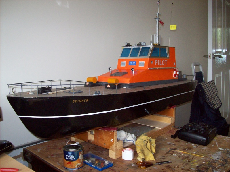 A lifeboat build blog...........How a kit is made! - Page 11 100_0111