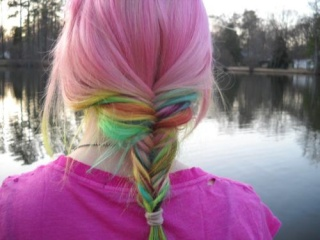 [Cheveux] Cheveux rainbow 29668810