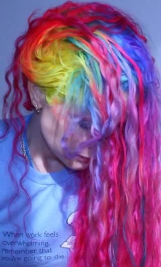 [Cheveux] Cheveux rainbow 37717010