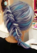 [Cheveux] Cheveux rainbow Tumblr10