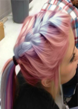 [Cheveux] Cheveux rainbow Tumblr14