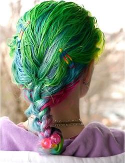 [Cheveux] Cheveux rainbow Tumblr21