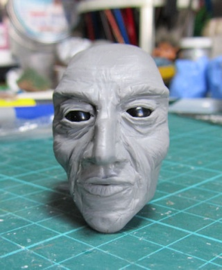 Mysterious Man... Haziel10