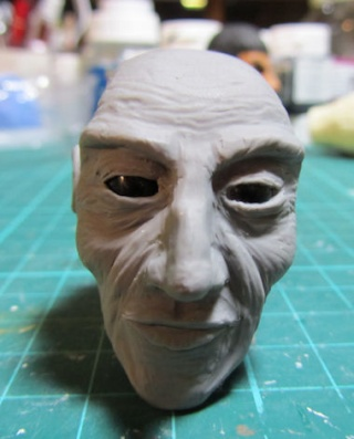 Mysterious Man... Haziel12