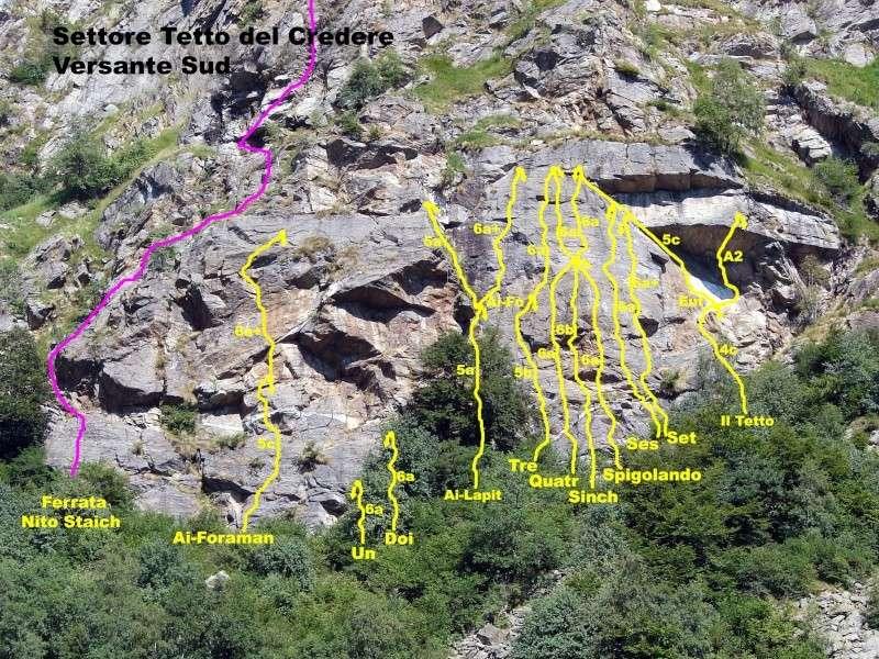 Progetto Oropa Verticale™ 2010 - Settore Tetto del Credere Tetto_10