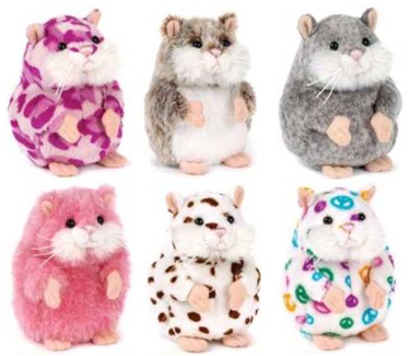 New Mazin Hamsters Series 2 and Seasonal (Coming Soon) Series12