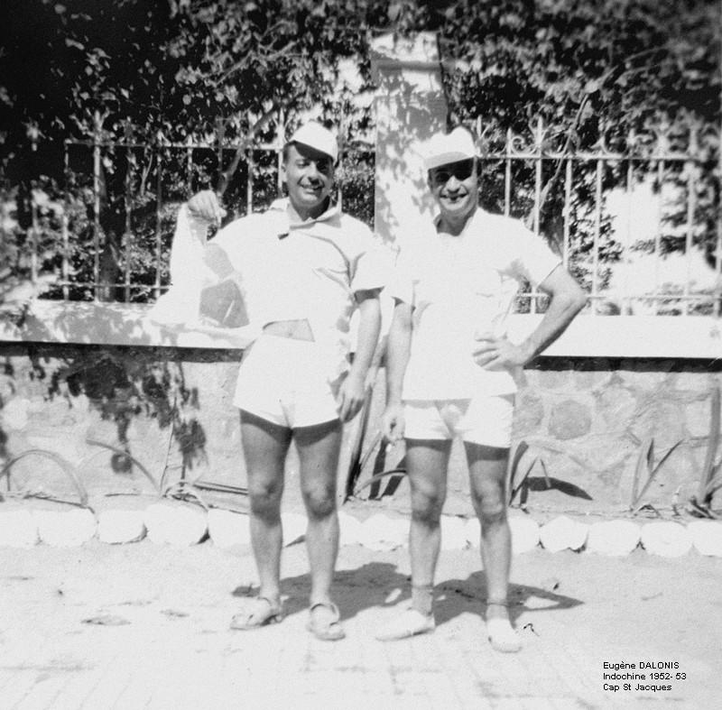 [Opérations de guerre] INDOCHINE - TOME 8 - Page 3 Daloni11