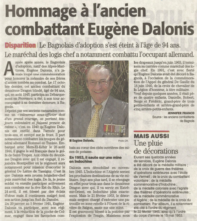 [Opérations de guerre] INDOCHINE - TOME 8 - Page 3 Daloni13