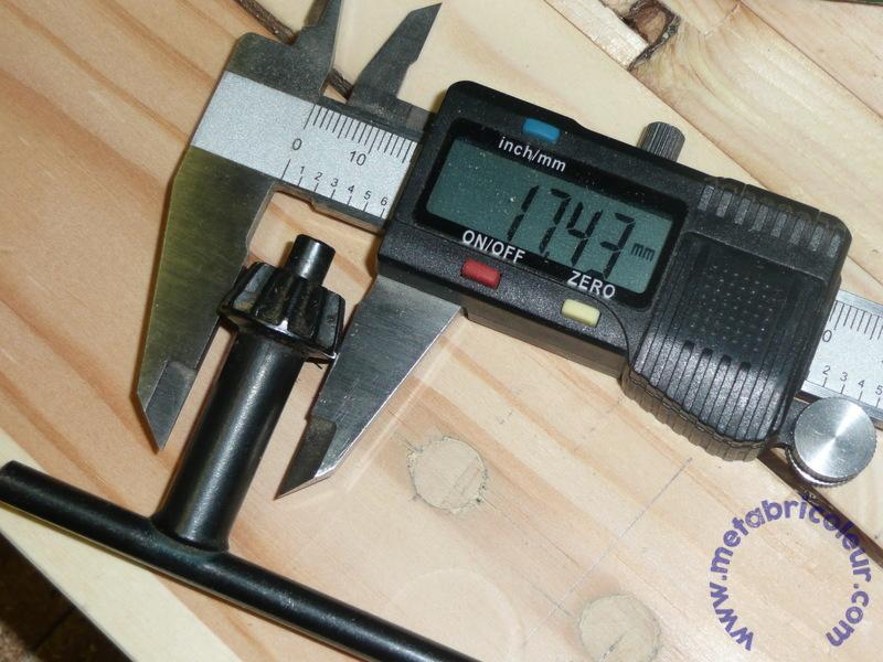 Une PM20 dans son jus P1030616