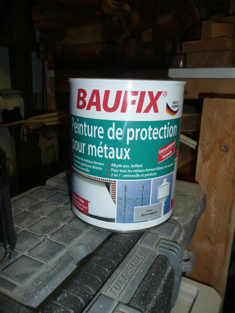 recherche pot peinture Lidl Baufix métaux .. P1030618