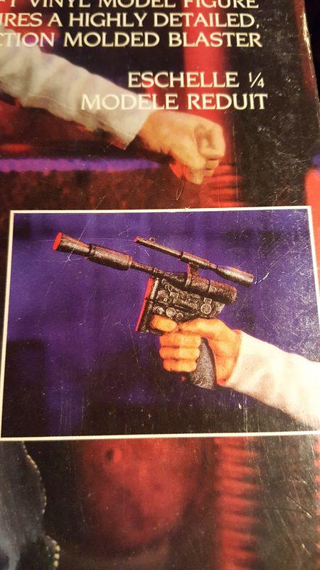 Han Solo Collectors Edition 1:4 von Screamin Comp_128