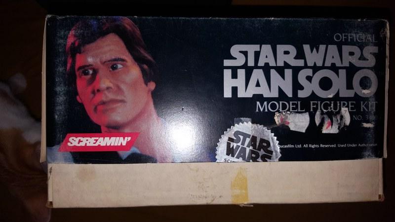 Han Solo Collectors Edition 1:4 von Screamin Comp_232