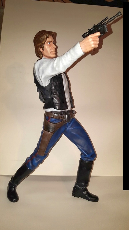 Han Solo Collectors Edition 1:4 von Screamin Comp_300