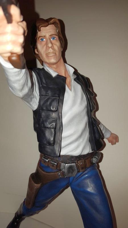 Han Solo Collectors Edition 1:4 von Screamin Comp_306