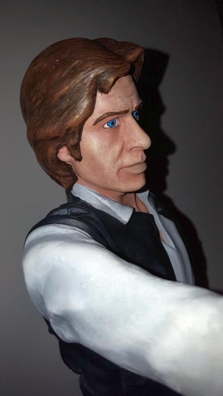 Han Solo Collectors Edition 1:4 von Screamin Comp_307