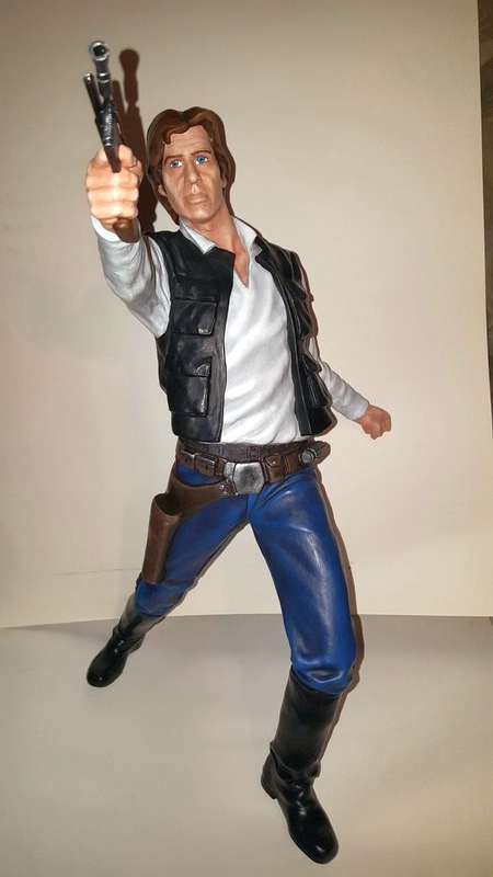 Han Solo Collectors Edition 1:4 von Screamin Comp_321