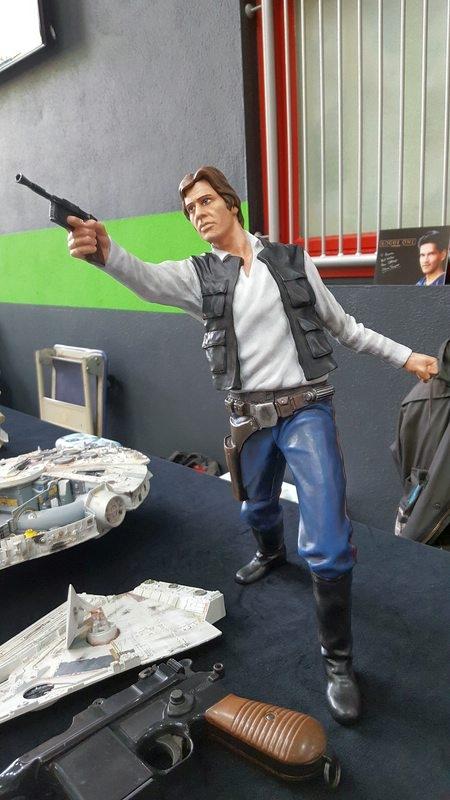 Han Solo Collectors Edition 1:4 von Screamin Comp_323