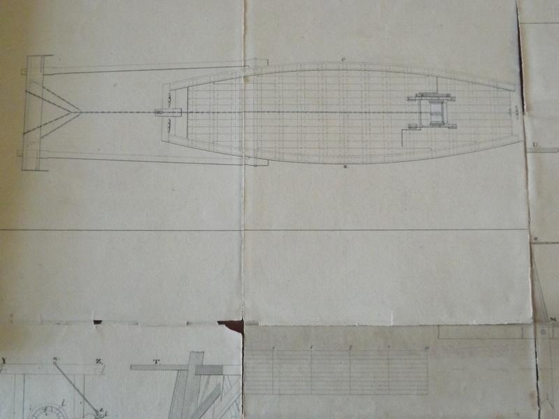 Paltrok : moulin à vent hollandais pour scier des bordages Dscf2013