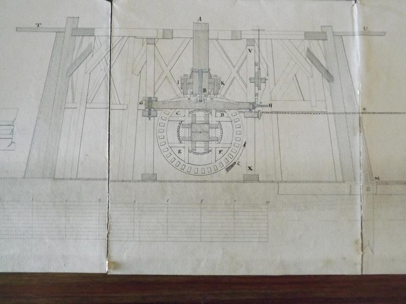 Paltrok : moulin à vent hollandais pour scier des bordages Dscf2014