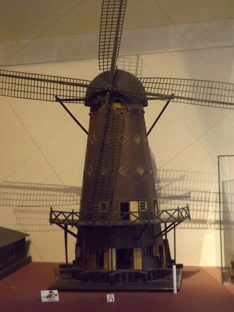 Paltrok : moulin à vent hollandais pour scier des bordages Dscf2217