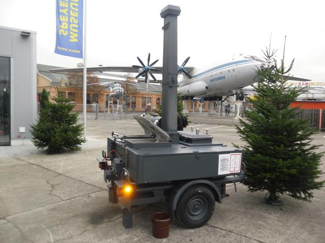 Gulaschkanone im Technikmuseum Speyer. Sam_0520