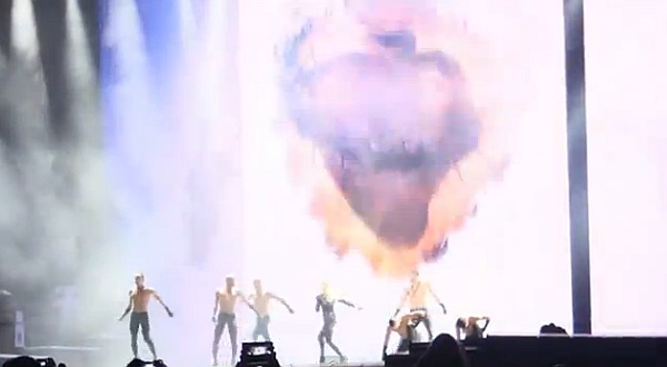 THE MDNA TOUR (Madonna) Ma14
