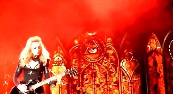 THE MDNA TOUR (Madonna) Ma16
