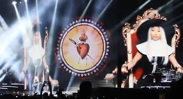 THE MDNA TOUR (Madonna) Ma19