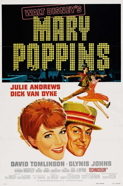 [BD] Mary Poppins (5 mars 2014) Poster11