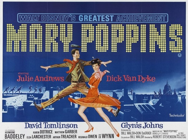 [BD] Mary Poppins (5 mars 2014) Poster12