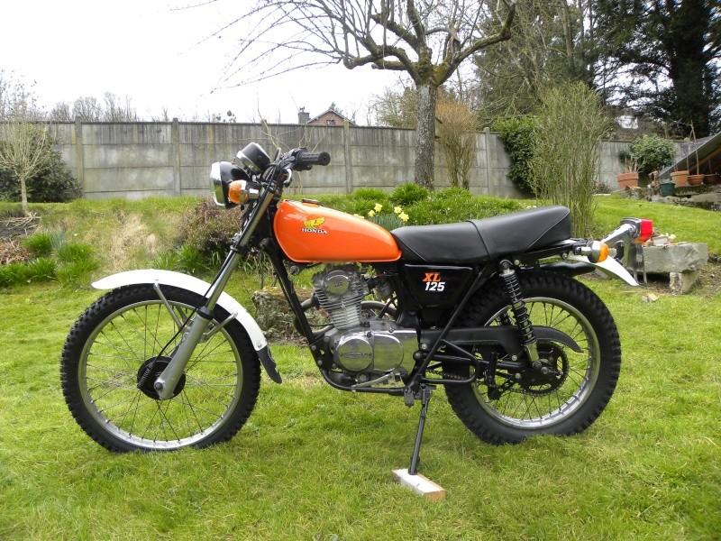 Honda 125 XL Dscn6910
