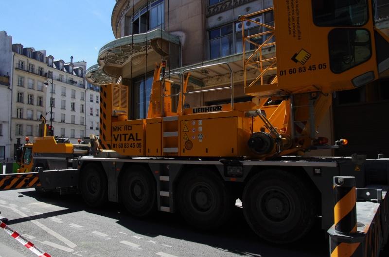 Les grues de VITAL (Groupe FOSELEV) (France) 94455410