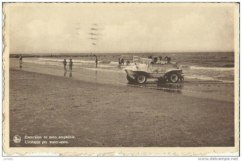 Les Bateaux Amphibies d'excursions en mer des plages belges - Page 4 Blanke11