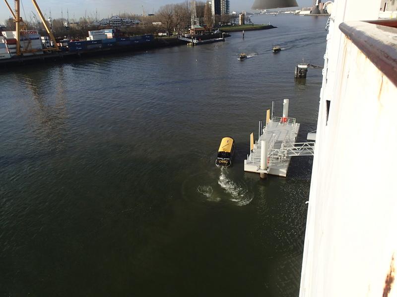 Le SS Rotterdam (V) Pc030317