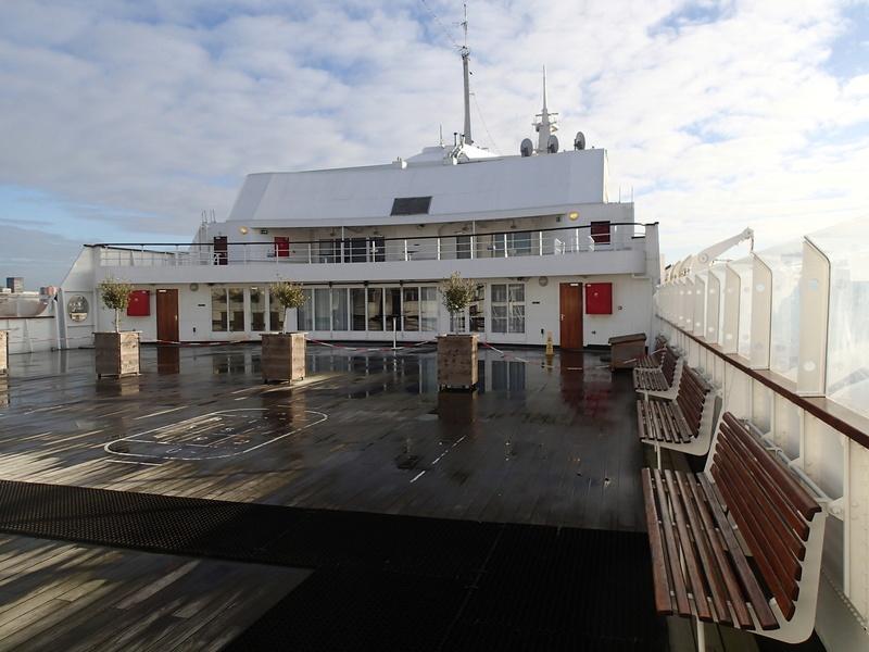 Le SS Rotterdam (V) Pc030319