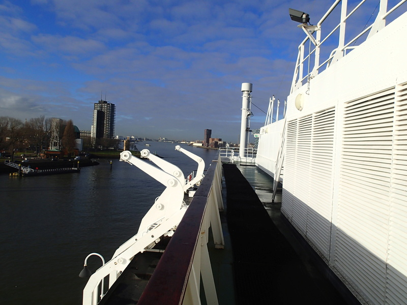 Le SS Rotterdam (V) Pc030321
