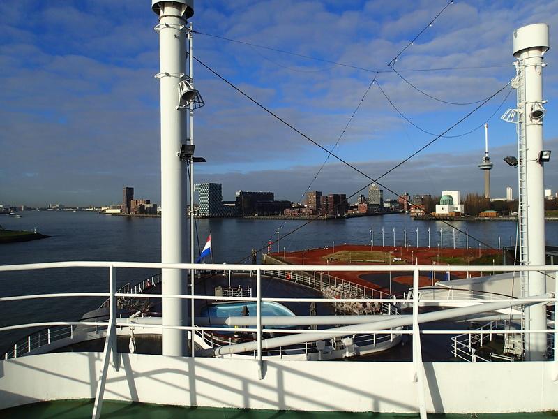 Le SS Rotterdam (V) Pc030323