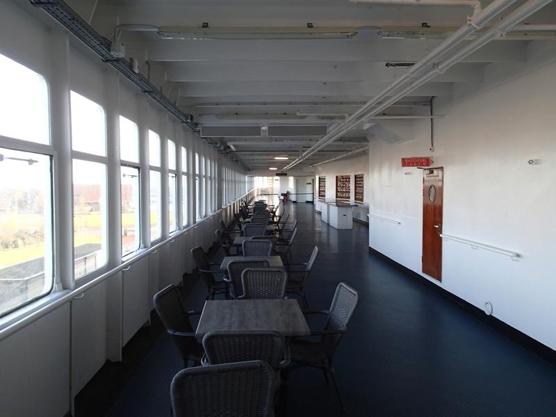 Le SS Rotterdam (V) Pc030324