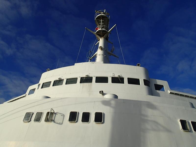 Le SS Rotterdam (V) Pc030325