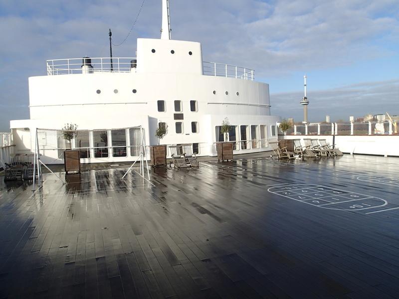 Le SS Rotterdam (V) Pc030328