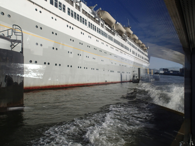 Le SS Rotterdam (V) Pc030410
