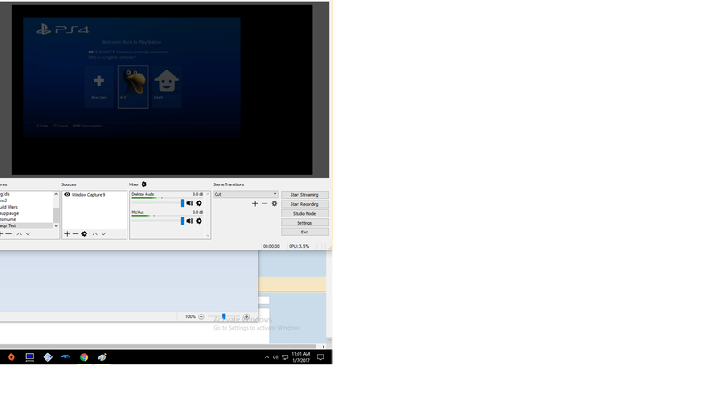 Open Broadcaster Software - Settings for streaming? Of_cro10