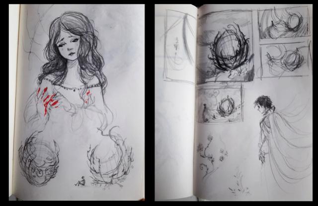 Dessins de l'été... (Emily) - Page 14 Page0310