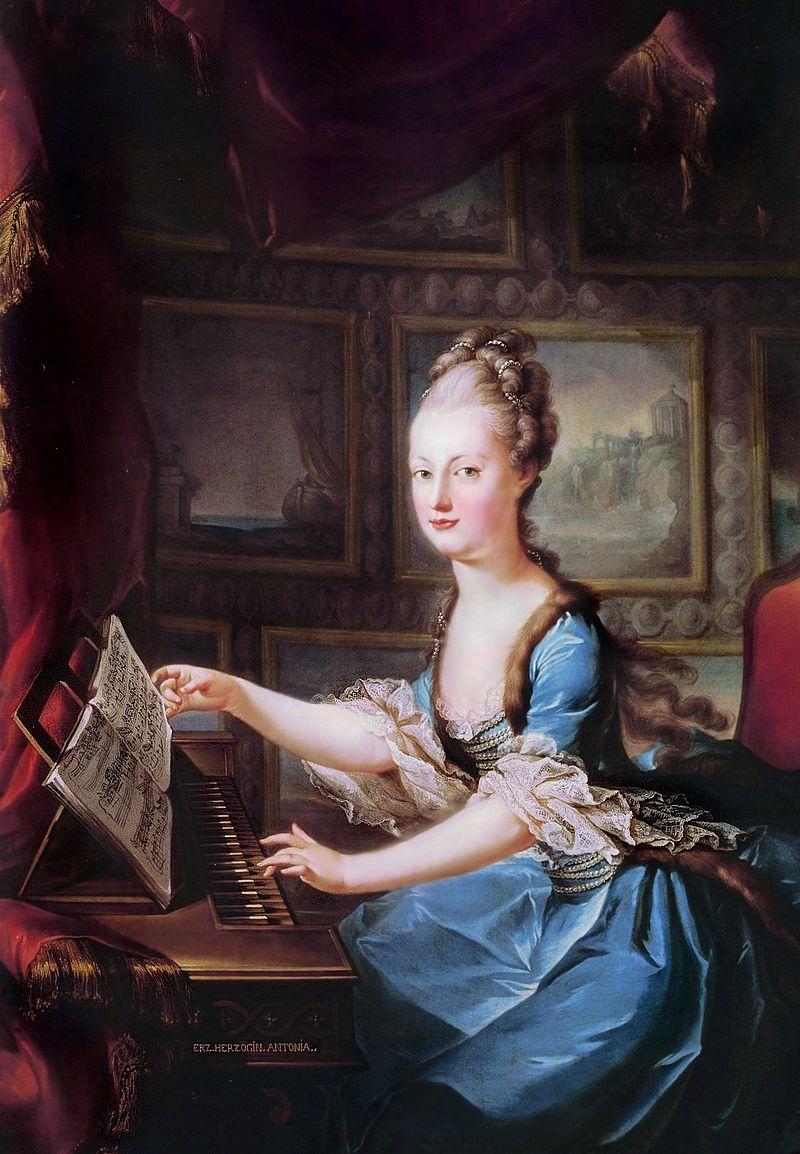 """Exposition """"Marie-Antoinette"""" de 1955 - Page 2 800px-11"""