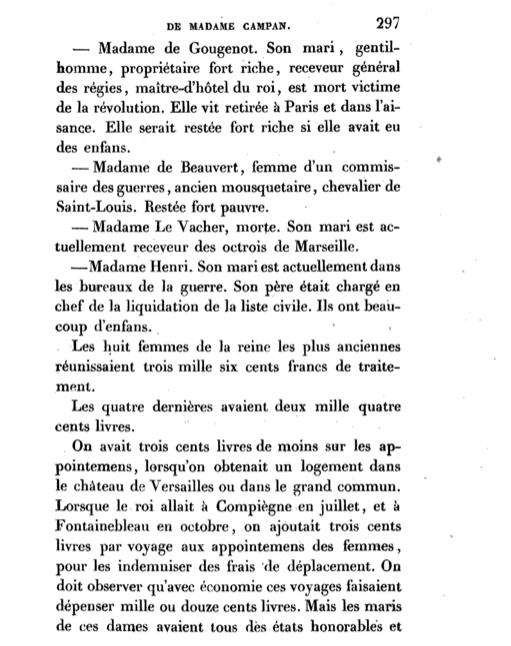 Maison et dames du Palais de la reine Marie-Antoinette - Page 7 Captur19