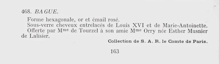 """Exposition """"Marie-Antoinette"""" de 1955 Captur32"""